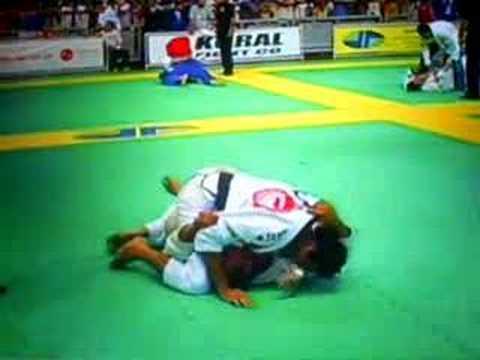 Roberto abreu vs braulio estima mundial de Jiu jitsu