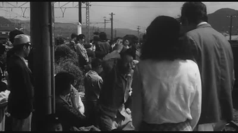 Черный дождь Kuroi ame 1988 Сёхэй Имамура Япония драма военный