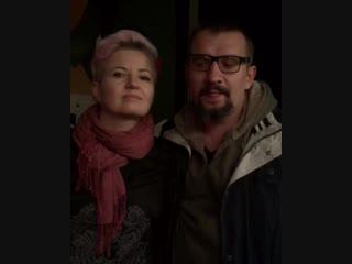 Денис Третьяков и Мария 18.10.2018 #сыграемвЯщик