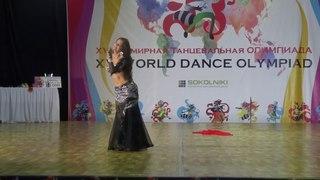 Natalia Rudometkina/final/WDO 2018/DANCE QUEEN by Olesya Pisarenko