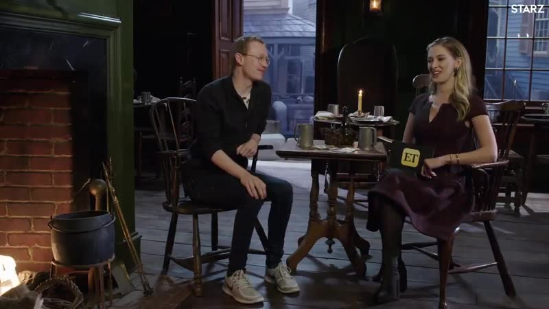 John Bell chats about Young Ians Season 4 journey