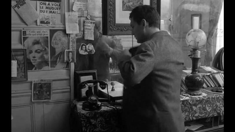 Затухающий огонёк Le Feu follet 1963 Louis Malle
