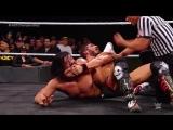 Andrade Cien Almas vs Johnny Gargano