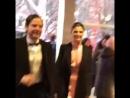 Даниэль на открытии 68 го Берлинского кинофестиваля премьера мультфильма Собачий остров 15 февраля 2018 Берлин Германия