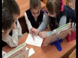 Открытый урок математики  в 1 В классе школы №5 город Гусев.
