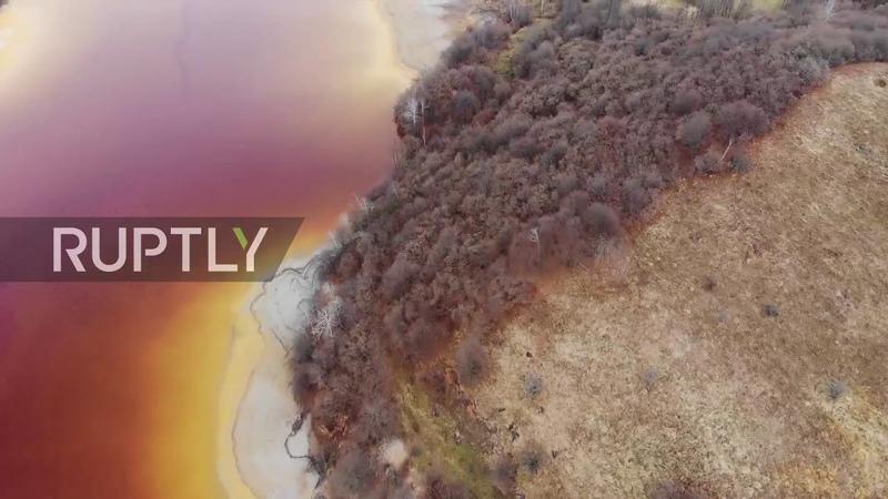 Russia: SEE massive abandoned tailings dam in Karachay-Cherkessia