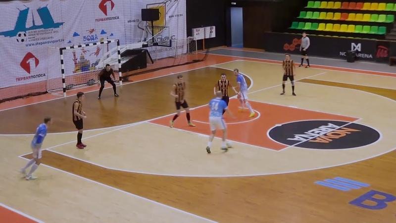 Чемпионат. Суперлига. Acli Campobasso - Дегтярные бани 1:3 (полный матч)