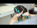 Как плести цветные косы с канекалоном Мастер класс