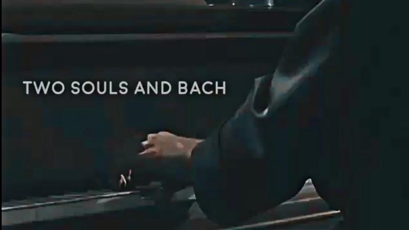 » le silence de la mer (two souls and Bach)