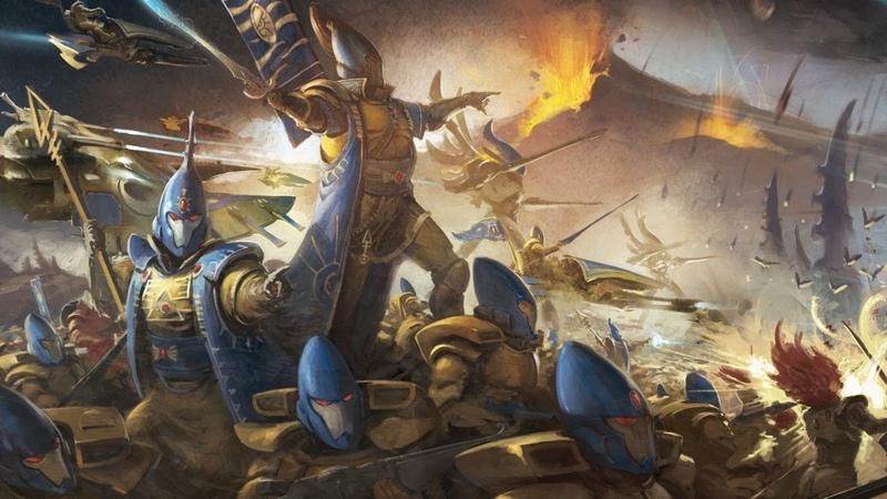 Warhammer 40,000 Dawn of War 2 - Retribution [1] RUS - Варлок - Primarch - 2018 - Stream