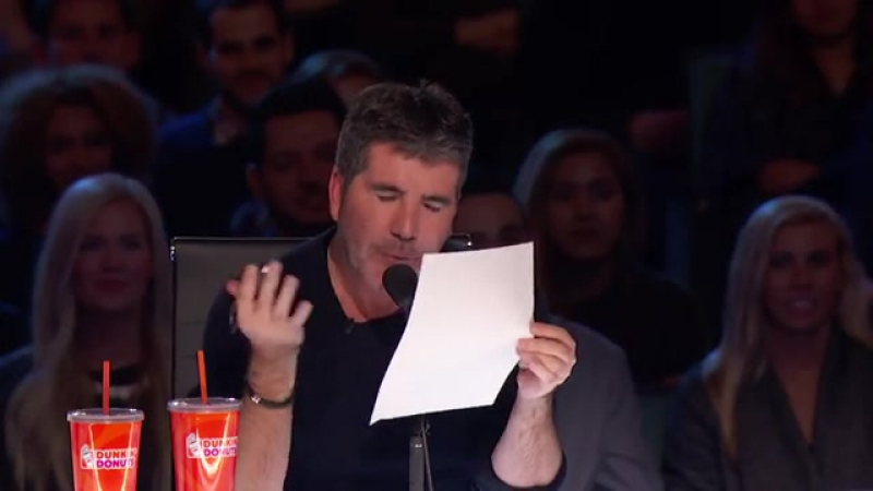 82-Year-Old Man Covers DROWNING POOLS Bodies on Americas Got Talent!
