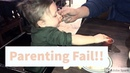 DITL of a working mom Parenting fail Vlogmas Day 8