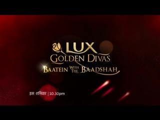 Lux Golden Divas Baatein with the Baadshah, Kareena Kapoor Promo