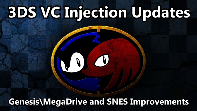 3DS VC Injection Updates Genesis and SNES Improvements