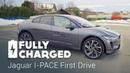 Jaguar I PACE First Drive Fully Charged
