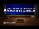 Clip de película evangélica: ¿Realmente es una herejía apartarse de la Biblia?