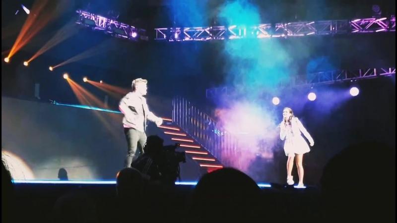 Decirte lo que siento - Soy Luna en VIVO 2018 (23 de junio _ 1era función) Luna