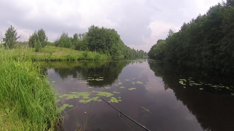 трудовая рыбалка