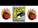 SDCC Reactions and News and Stuffs - Livestreams
