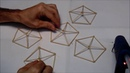 Construccion de un domo geodesico o decaedro