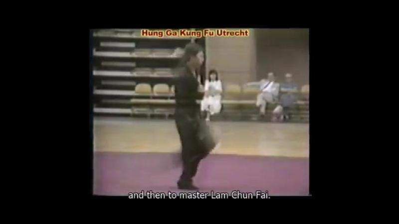 А Hung Gar Kung Fu