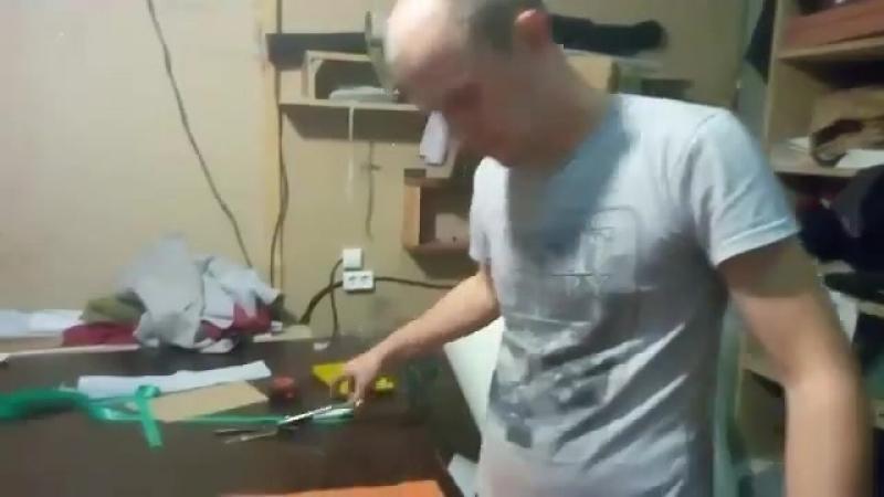 """Перетяжка и ремонт мягкой мебели, стиль """"Pagework"""" от компании Киев монтаж сервис - видео"""