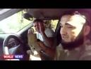 Чеченцы поймали торговца спайсом на Украине 18