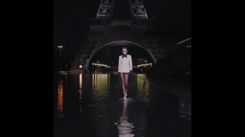Kaia Gerber (этти, ecchi, эротика, аниме, хентай, anime, hentai, юри, порно, porn, лоли, erotic секс, пошлое, тян)