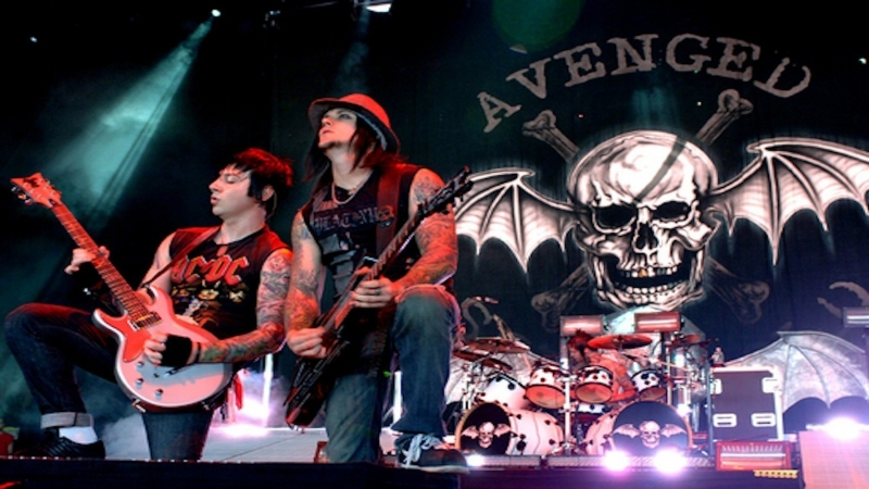 Avenged Sevenfold Hail to the King (Clisson - Live at Hellfest Open Air 2018)
