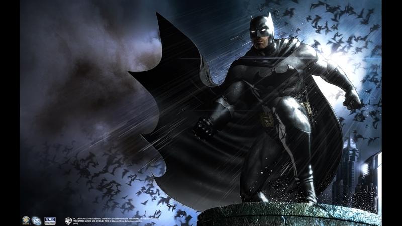 Ben Afflecks Batman with The Dark Knight Returns