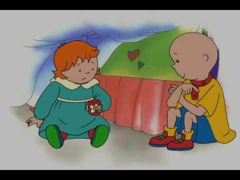 ᴴᴰ BEST ✓ Caillou Clowning Caillou Around Read All About It Caillou Plays Baseball S02E11