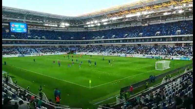 Балтика-Химки, новый стадион Калининграда