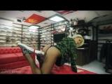 SportMan shop ( model: Rina Davidson )