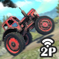 Install  Ride to hill: Offroad Hill Climb [MOD]