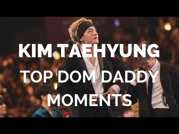 BTS V is a whole dom daddy and lowkey sadistic VKOOK VMIN TAEJIN VHOPE