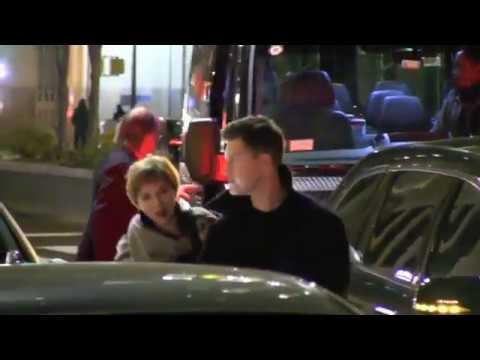 Scarlett Johansson boyfriend Colin Jost spotted heading to Dos Caminos in NYC