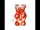 По моему это Желейный Медведь Валерка