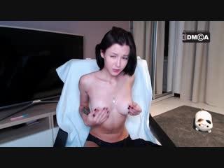 Mikimakey просто очаровательная брюнеточка, очень горячая и сексуальная русское порно,домашнее,оргазм секс, [chaturbate, webcam,