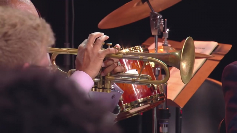 Wynton Marsalis The Young Stars of Jazz - Take The A Train