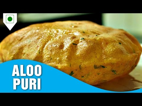 How To Cook Aloo Puri आलू पूरी Easy Cook Indian Food