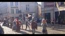 Cредневековый фестиваль г Лан Франция Fete medievale 2018 Laon