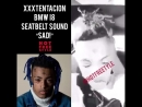 XXXTENTACION used BMW I8's seatbelt sound as melody in his single SAD!