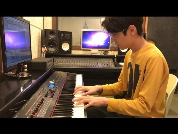Yellow Jacket (Shaun Martin) - Cover by Yohan Kim