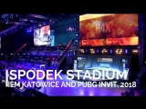 НАЧАЛО IEM KATOWICE 2018 | THANKS THAT WE BELIEVED IN US |