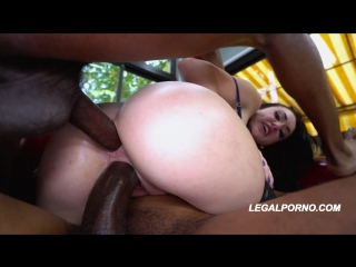 Mandy Muse (First time to LP Juicy sweet ass Mandy in a beautifull DP full of gapes and balls deep action AA029)[2018, DP, 720p]