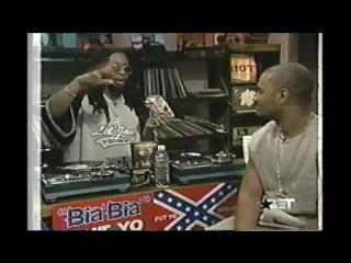 Первое интервью Lil Jon для Rap City (BET Award)
