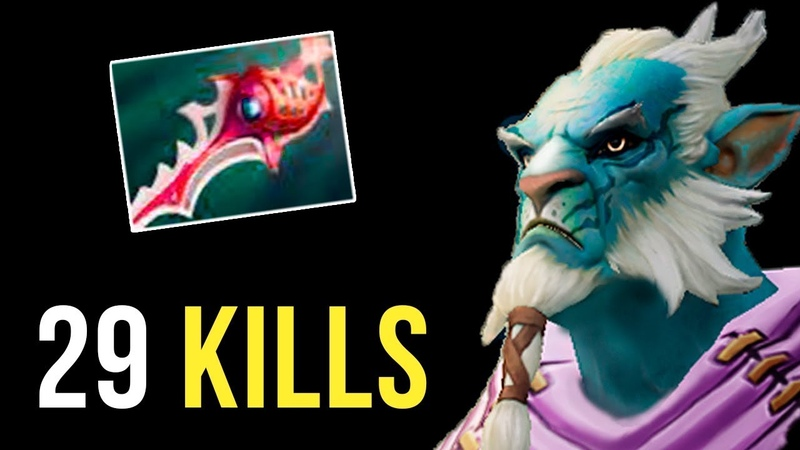 No one can stop that cancer! Epic Phantom Lancer 29 Kills by Gorgc Gameplay Dota 2 Ranked