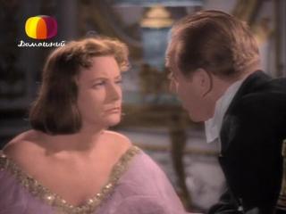 НИНОЧКА (1939, цветная версия) - мелодрама, комедия. Эрнст Любич 720p