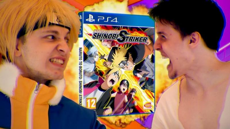 Стинт НАРУТО МОЕЙ МЕЧТЫ! - Naruto to Boruto Shinobi Striker