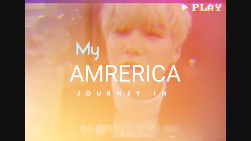 FMV Bacura BTS Yoongi ITSOKTOCRY My America